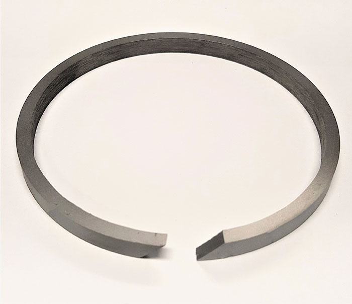 Angle Cut Piston Ring