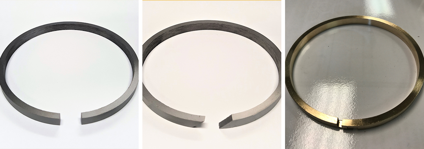 Steam Engine Piston Rings